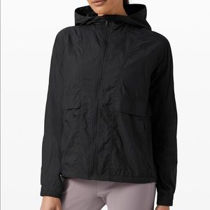 NWT🍋 lululemon Hood Lite Packable Jacket